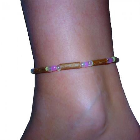 Bracelet Perles roses