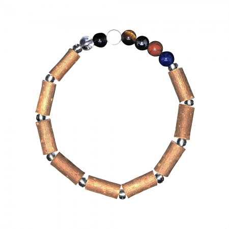 Bracelet 7 pierres Femme